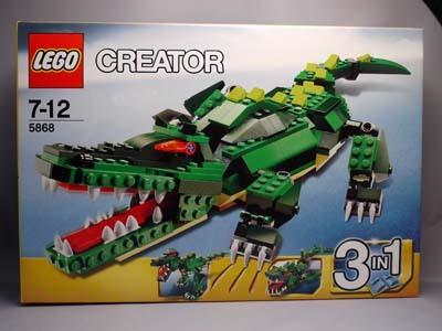 LEGO 5868 クリエイター・ワニ 1.jpg