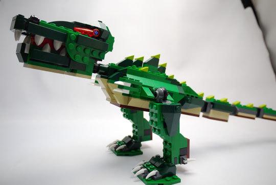 LEGO 5868 クリエイター・ワニ作成2-11.jpg