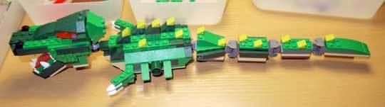 LEGO 5868 クリエイター・ワニ作成2-5.jpg