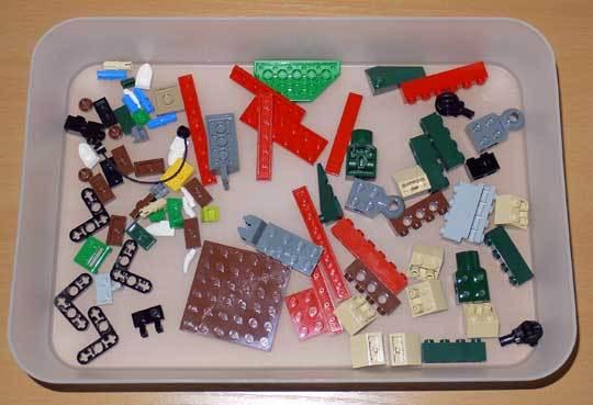 LEGO 5868 クリエイター・ワニ作成2-7.jpg