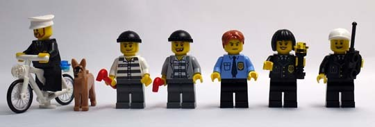 LEGO 7498 ポリスステーション 作成10.jpg