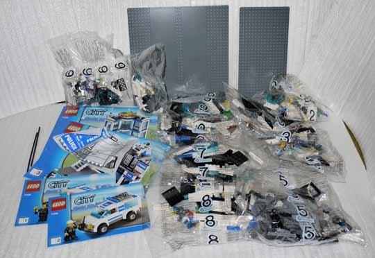 LEGO 7498 ポリスステーション 作成2.jpg