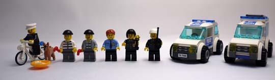 LEGO 7498 ポリスステーション 作成8.jpg