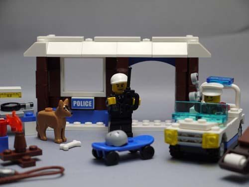 LEGO 7553 レゴ シティ・アドベントカレンダー組立 2.jpg
