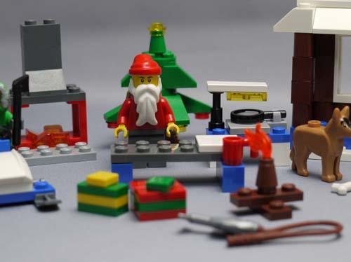 LEGO 7553 レゴ シティ・アドベントカレンダー組立 4.jpg