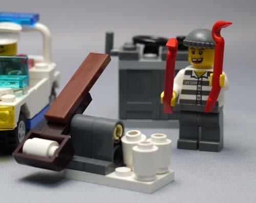 LEGO 7553 レゴ シティ・アドベントカレンダー組立 5.jpg