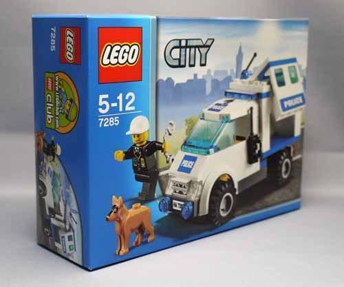 LEGO 7741 警察ヘリコプターと7285 ポリスバン 3.jpg