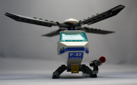 LEGO 7741 警察ヘリコプター作成11.jpg