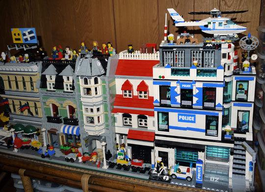 LEGO 7741 警察ヘリコプター作成13.jpg