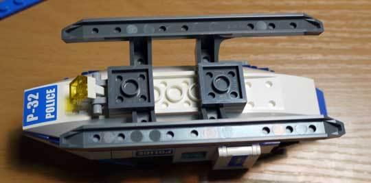 LEGO 7741 警察ヘリコプター作成6.jpg