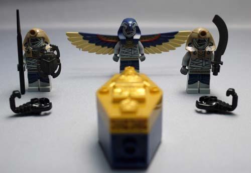 LEGO 853176 ファラオ・クエスト ミイラ戦士のバトルパック 3.jpg