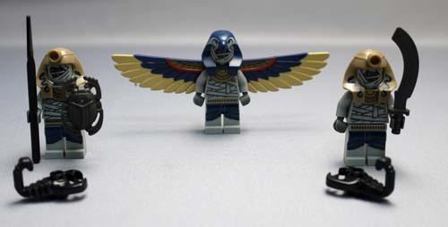 LEGO 853176 ファラオ・クエスト ミイラ戦士のバトルパック 4.jpg