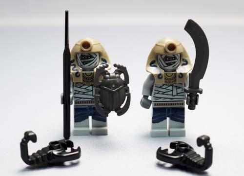 LEGO 853176 ファラオ・クエスト ミイラ戦士のバトルパック 9.jpg