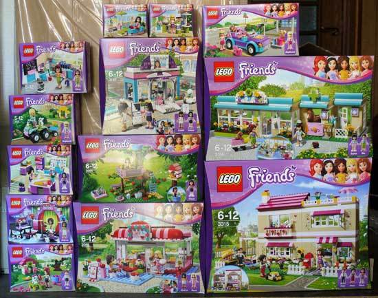 LEGO Friends (レゴ フレンズ)13種 1.jpg