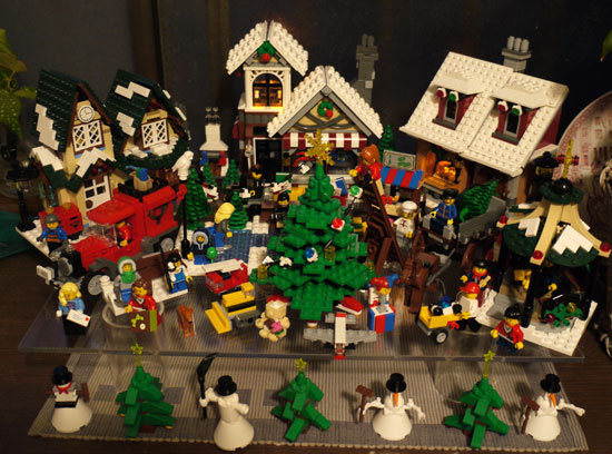 LEGOでクリスマスの飾り付け 2.jpg
