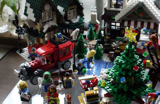 LEGOでクリスマスの飾り付け 4.jpg