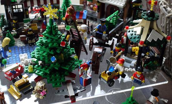 LEGOでクリスマスの飾り付け 5.jpg