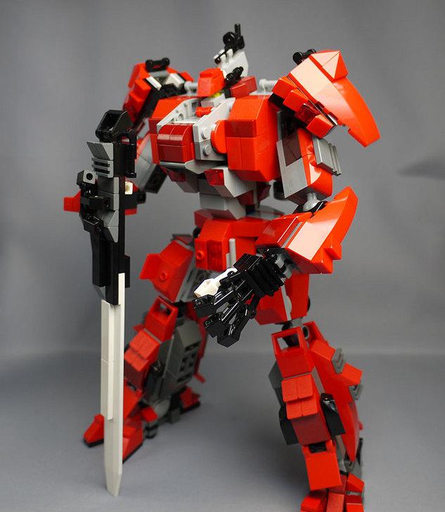 LEGOで赤いロボットを作った1-11.jpg