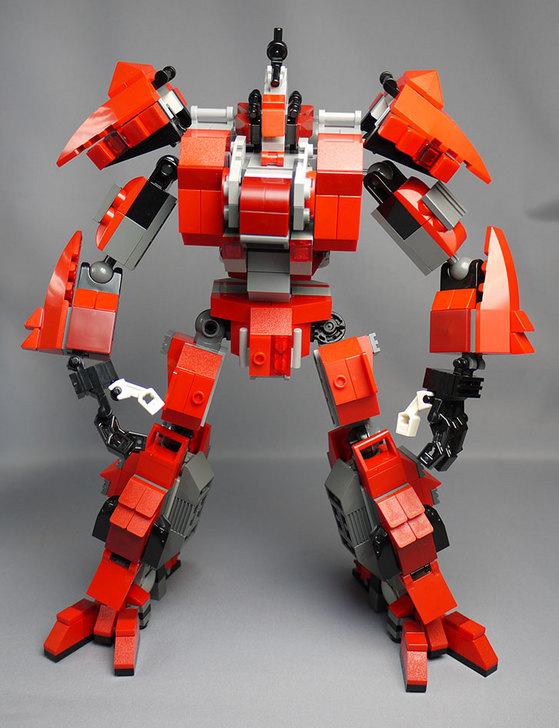 LEGOで赤いロボットを作った1-25.jpg