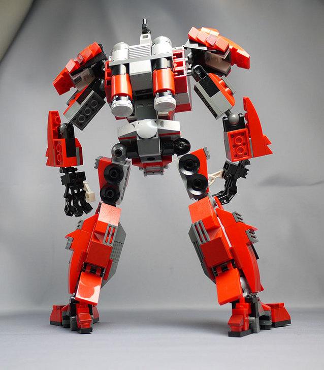 LEGOで赤いロボットを作った1-29.jpg