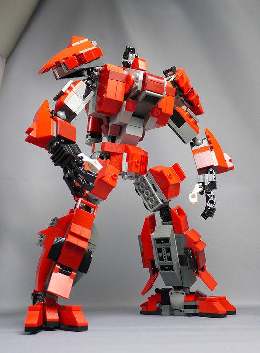 LEGOで赤いロボットを作った1-31.jpg