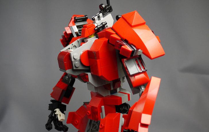 LEGOで赤いロボットを作った1-32.jpg