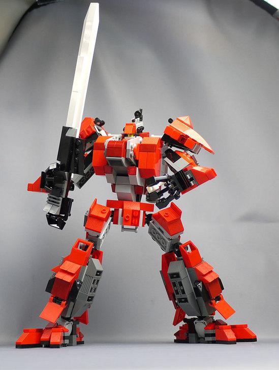 LEGOで赤いロボットを作った1-36.jpg