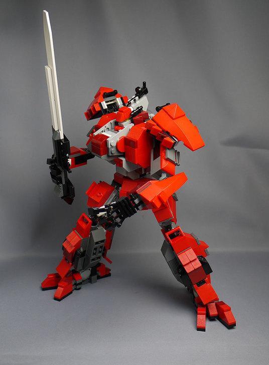 LEGOで赤いロボットを作った1-39.jpg