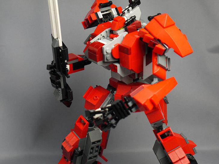 LEGOで赤いロボットを作った1-40.jpg