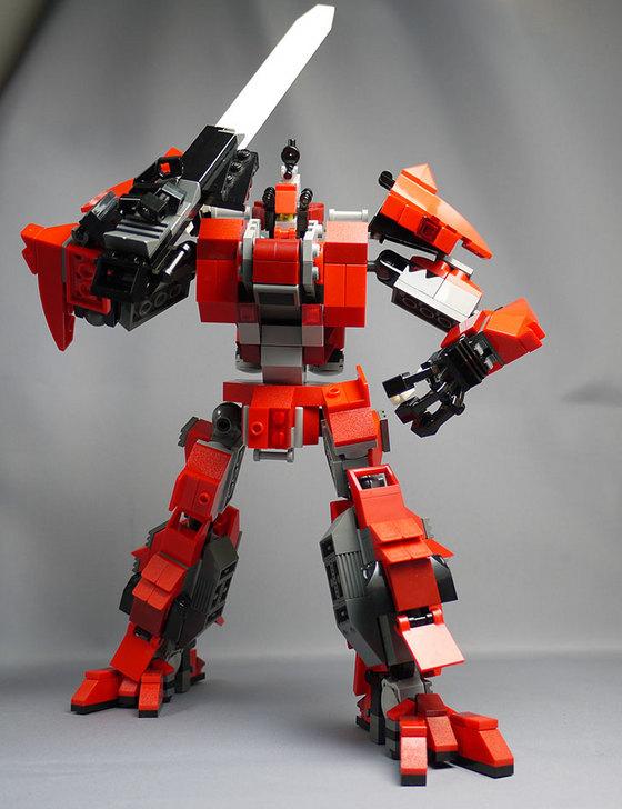 LEGOで赤いロボットを作った1-47.jpg