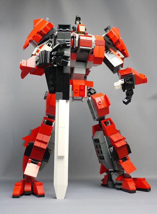 LEGOで赤いロボットを作った1-5.jpg