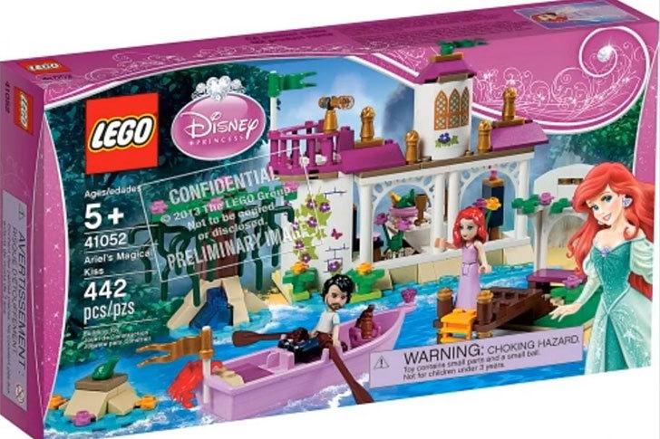 LEGOの2014年新シリーズ-ディズニープリンセスの画像が公開された.jpg