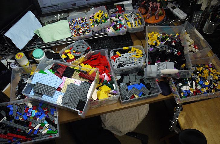 LEGOのパーツ整理をした1.jpg