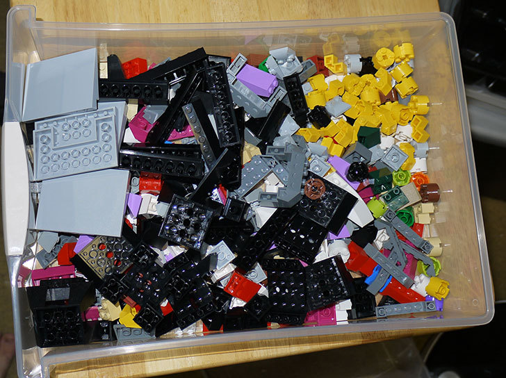 LEGOのパーツ整理をした2.jpg