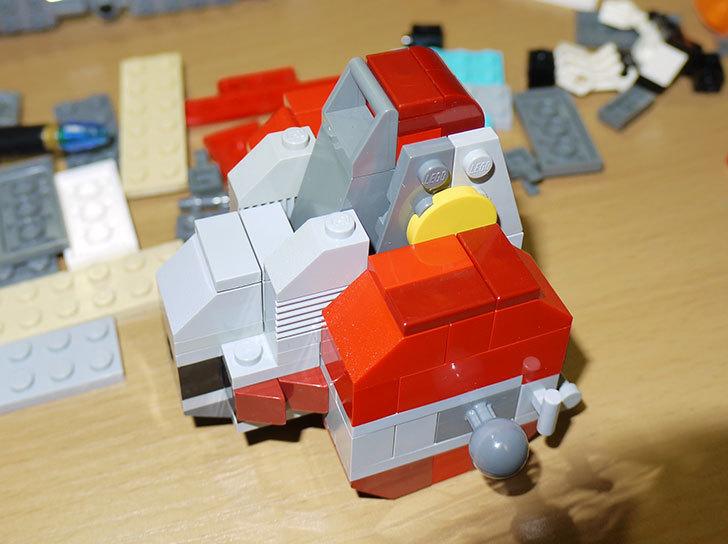 LEGOロボを作り始めた。ミニフィグ-サイズのリアルスケール物1-11.jpg