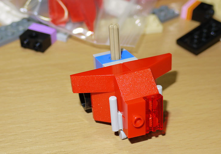 LEGOロボを作り始めた。ミニフィグ-サイズのリアルスケール物1-17.jpg