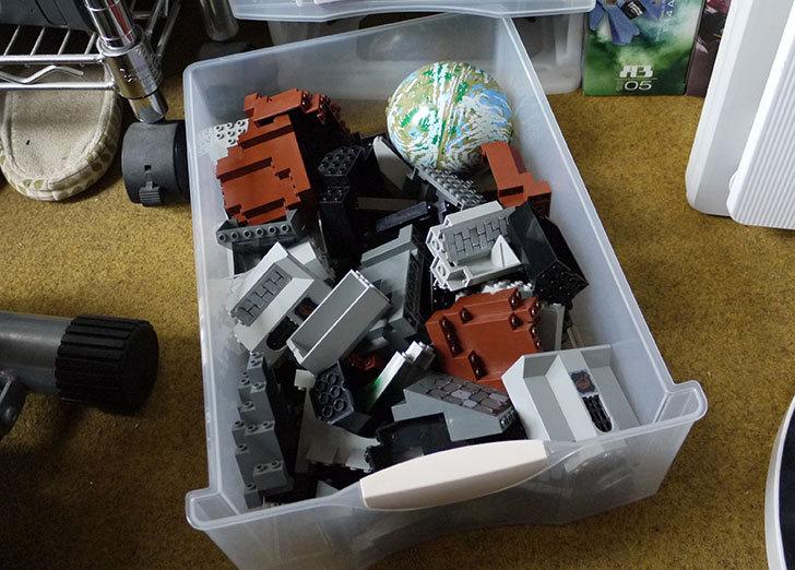 LEGO収納用に小物引出しケース浅2深1段-A4をカインズで買ってきた6.jpg