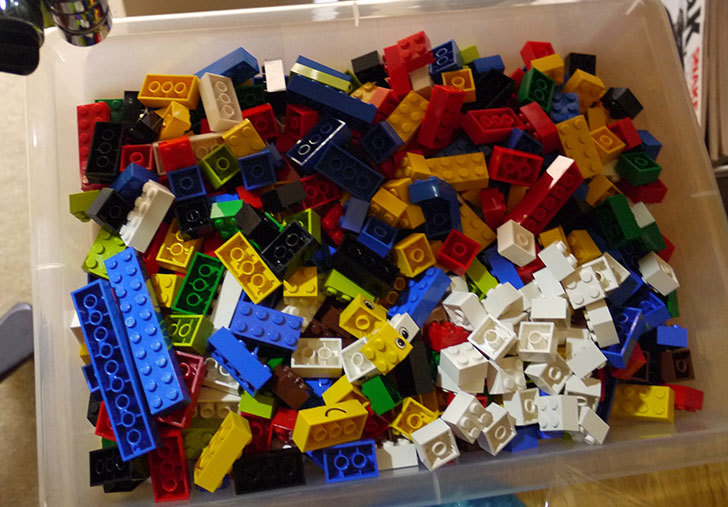 LEGO基本セットのパーツ整理をした14.jpg