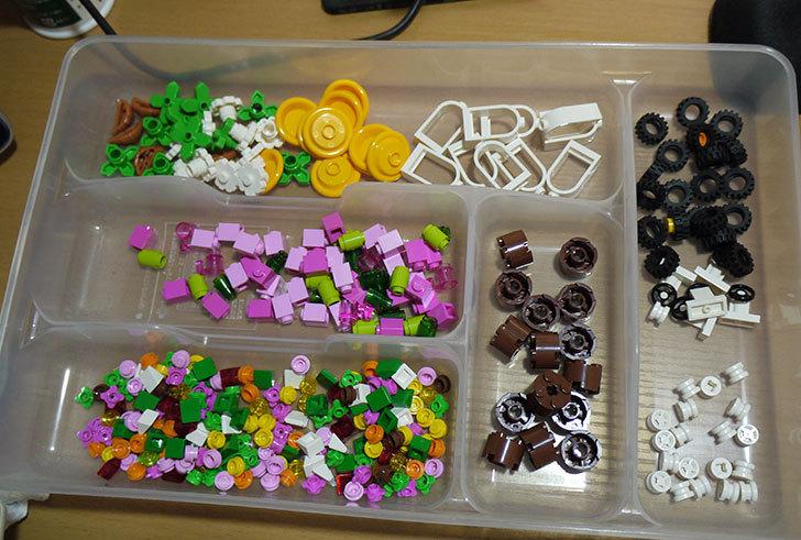 LEGO基本セットのパーツ整理をした7.jpg