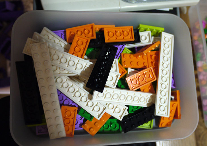 LEGO基本セットのパーツ整理をした9.jpg
