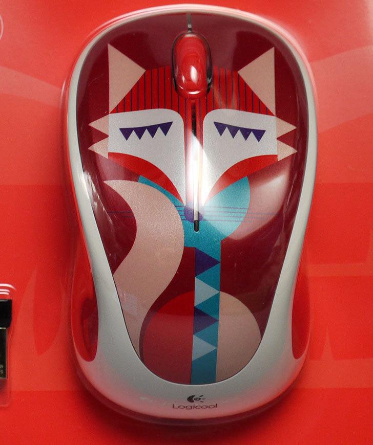 Logicool-ワイヤレスマウス-プレイコレクション-Fox(キツネ)-M238PFを買った2.jpg