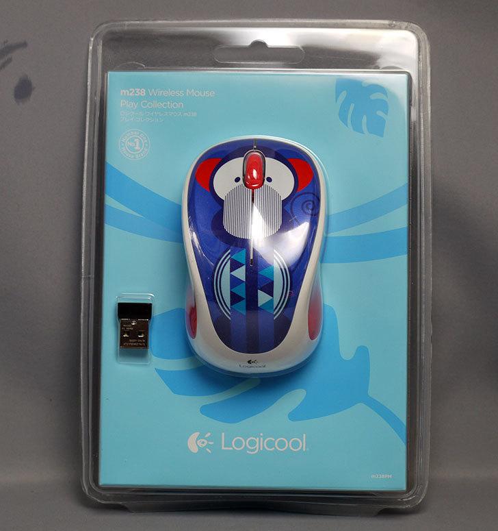 Logicool-ワイヤレスマウス-プレイコレクション-Monkey(サル)-M238PMを買った1.jpg