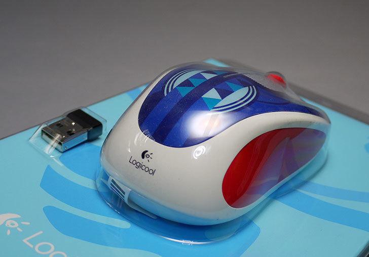 Logicool-ワイヤレスマウス-プレイコレクション-Monkey(サル)-M238PMを買った4.jpg