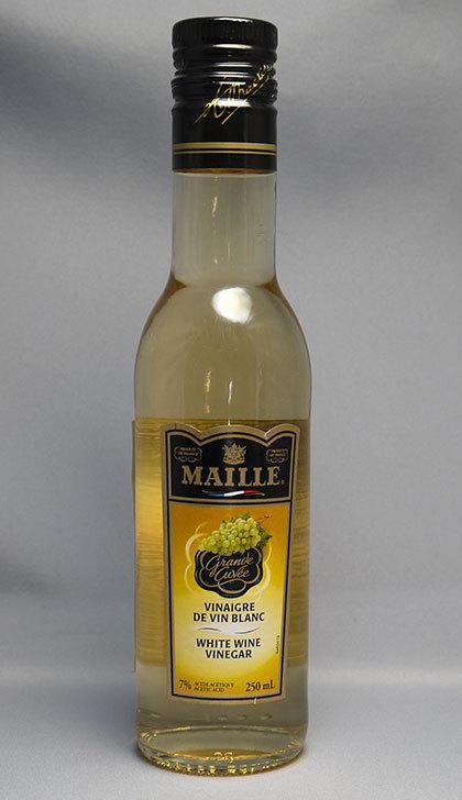 MAILLE(マイユ)-白ワインビネガー-250mlを買った1.jpg
