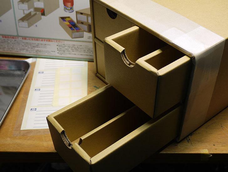 Mr.カラー&水性ホビーカラー収納BOXがamazonアウトレットに有ったので買った8.jpg