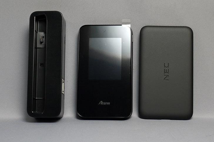 NEC-Aterm-MR03LN【OCN-モバイル-ONE-マイクロSIM付きセット】クレードル付属を買った1.jpg