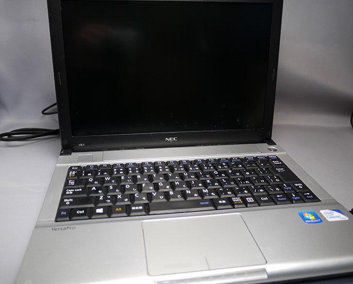 NEC-PC-VK15EBZCFの中古を6,000円で買った1.jpg