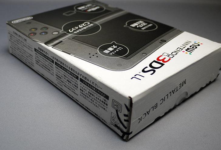 New-ニンテンドー3DS-LL-メタリックブラックが届いた6.jpg
