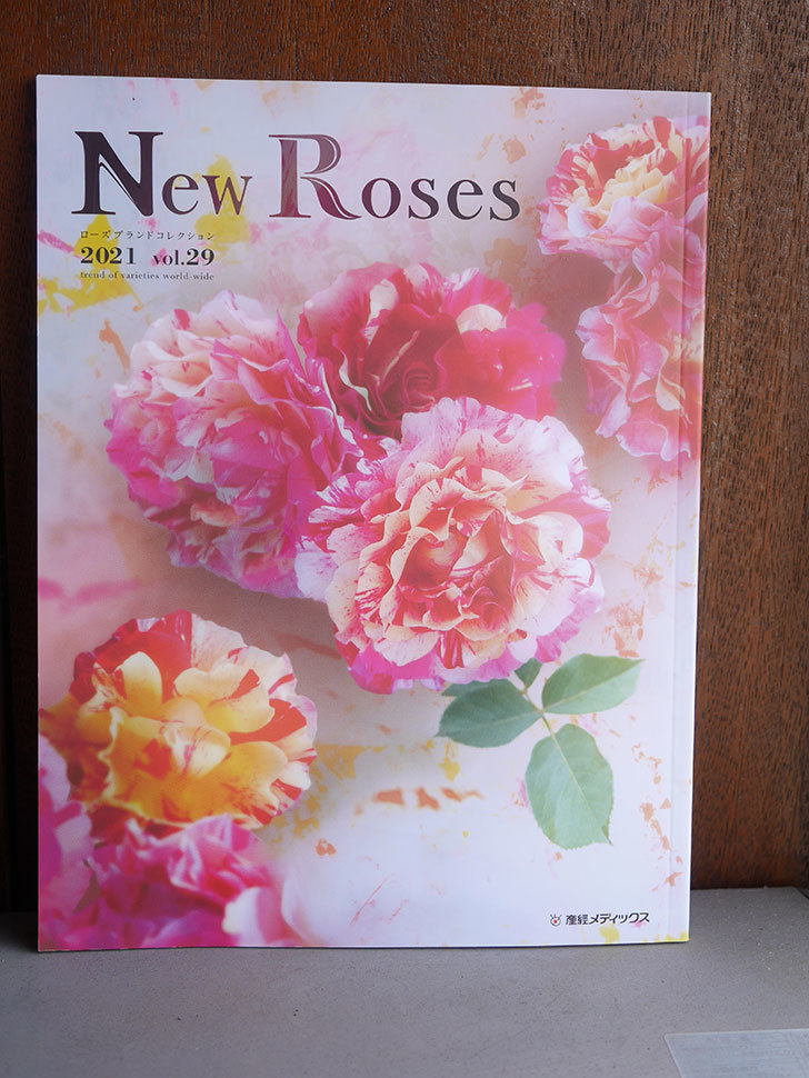 New Roses SPECIAL EDITION for 2021 Vol29を買った-001.jpg