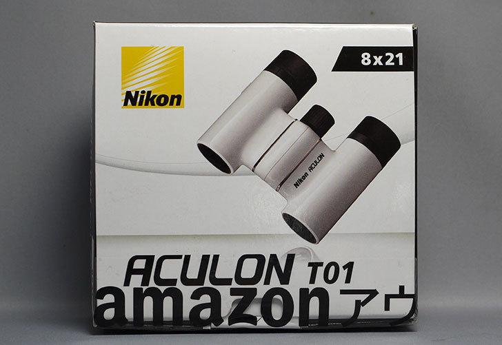 Nikon-双眼鏡-アキュロンT01-ホワイト-ACT018X21Wがamazonアウトレットにあったので買った2.jpg